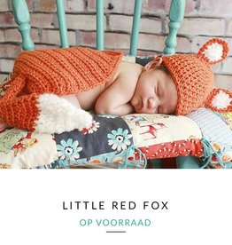 """Litte Red Fox"""