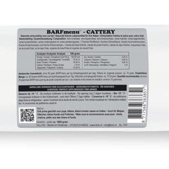 BARFmenu® Chatterie - CAT