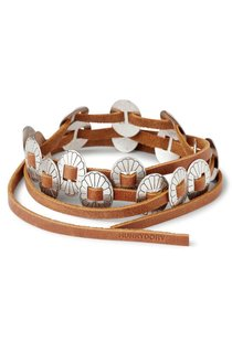 Hunkydory Concho Belt - Brown