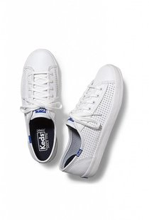 Keds Kickstart Retro Shoes - White