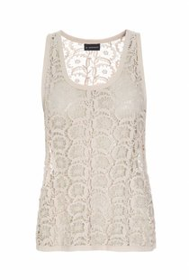 Wiesneck Mie Top - White