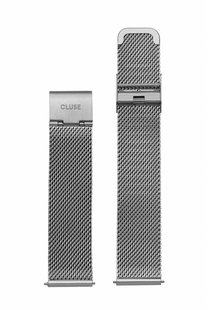 CLUSE Minuit Strap Silver - Silver