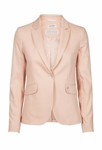 Mos Mosh Blake Night Blazer - Rose