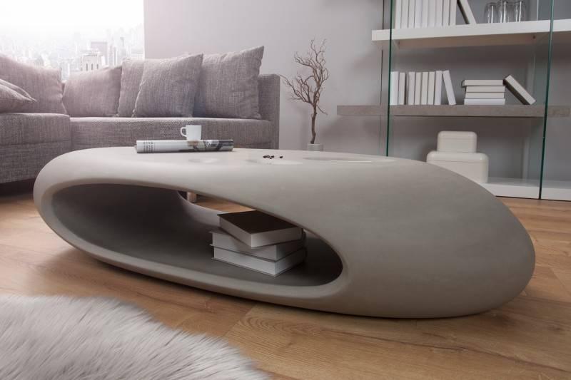 Salontafel Van Beton : Salontafel organic beton hotrats
