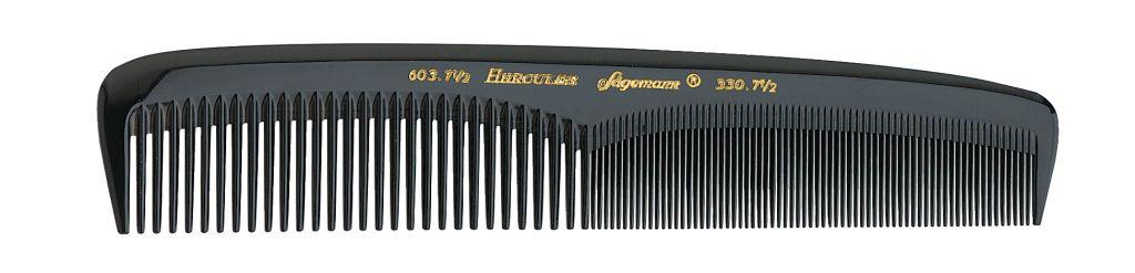 Hercules Sagemann Hercules Sagemann Kam Hard Rubber Nr. 603.7 1/2-330.7 1/2