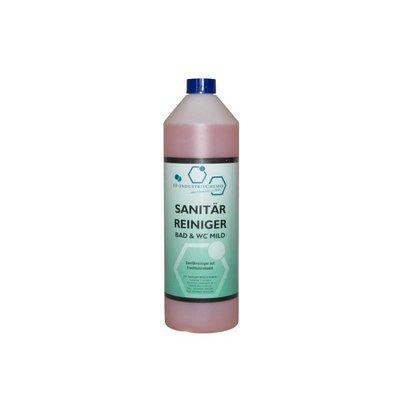 Sanitärreiniger mild - schonender Bad- und Sanitärreiniger