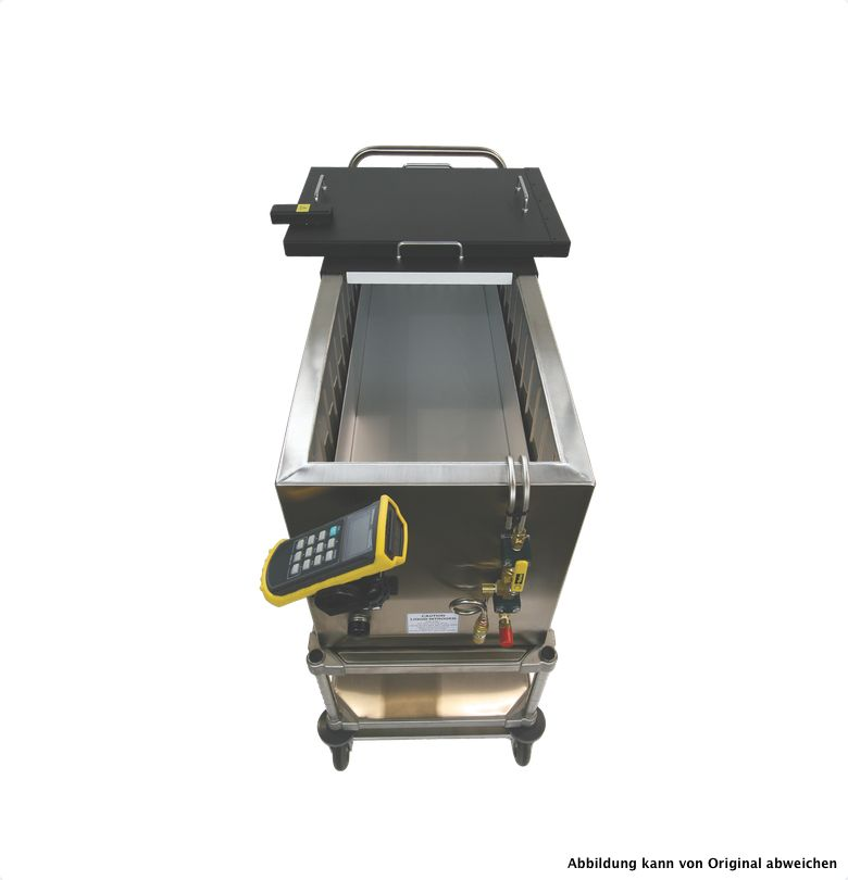 CHART Biomedical MVE Cryo Cart