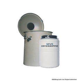 CHART Biomedical MVE Cryo-Shipper XC