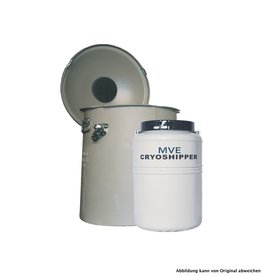 CHART Biomedical MVE Cryo-Shipper