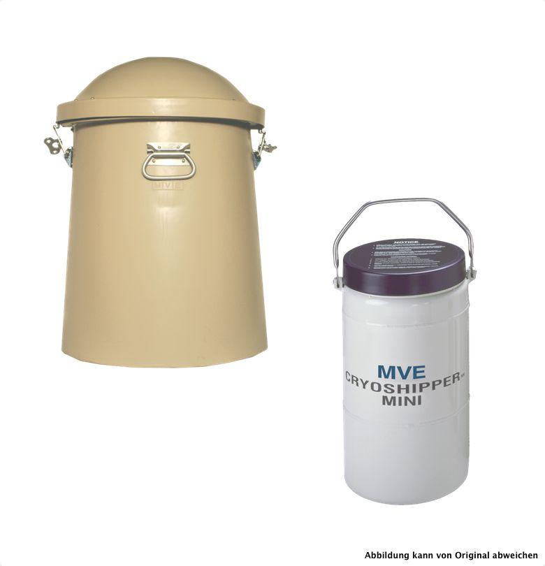 CHART Biomedical MVE Cryo-Shipper Mini
