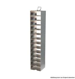 Ampullenlagerturm mit 14 Etagen