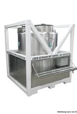 CHART Biomedical MVE 1536PD Dry Shipper