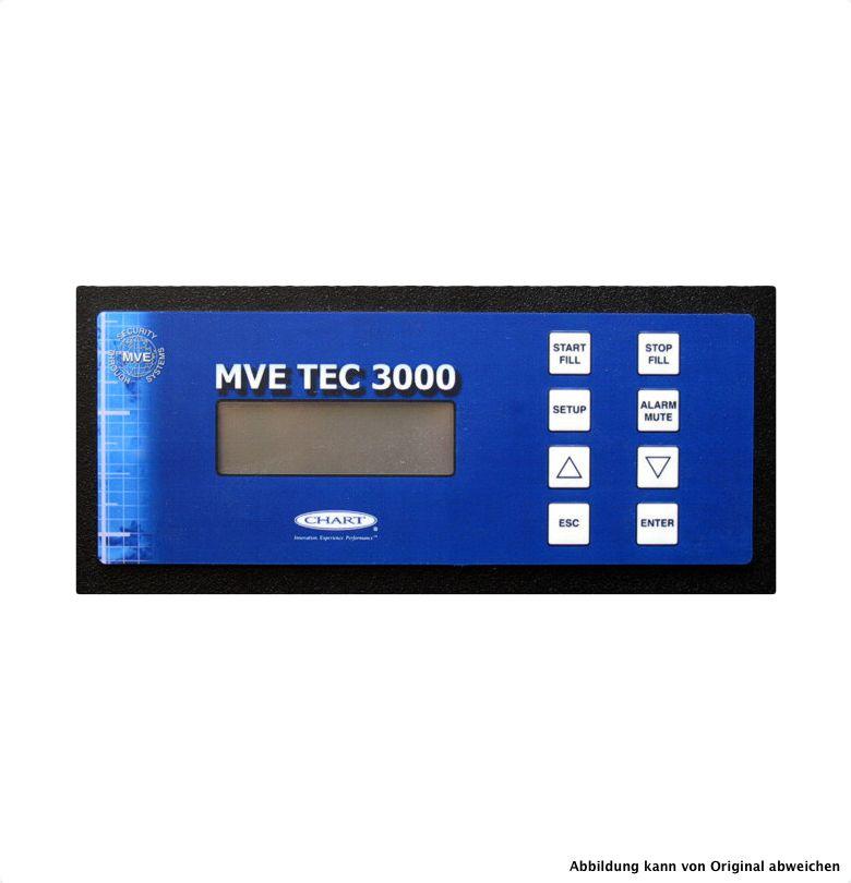 CHART Biomedical TEC 3000 Steuerung