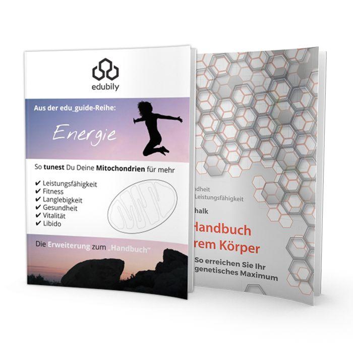 edubily BUNDLE: Unser Handbuch + Energie Guide