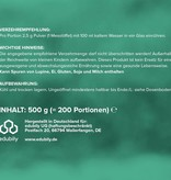 edubily EAA-Pulver: Essentielle Aminosäuren 500 g