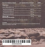 edubily Magnesium Kapseln: Magnesiumcitrat Kapseln mit Magnesiumglycinat, Magnesiumcarbonat und Vitamin B6