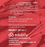 edubily Vitamin A Tropfen -Retinol