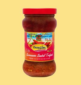 Faja Lobi Surinaamse Sambal Extra Hot 212 ml