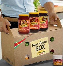 Faja Lobi Surinaamse Nasi-Bami Box