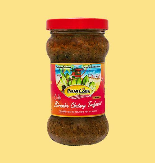 Faja Lobi Birambie Chutney 212 ml