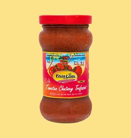 Faja Lobi Tomaten Chutney 212 ml