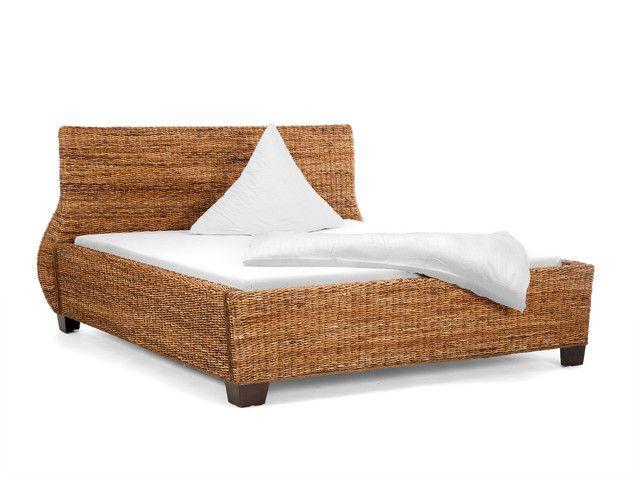 bananenblatt bett 180 doppelbett massivholzm bel bei. Black Bedroom Furniture Sets. Home Design Ideas