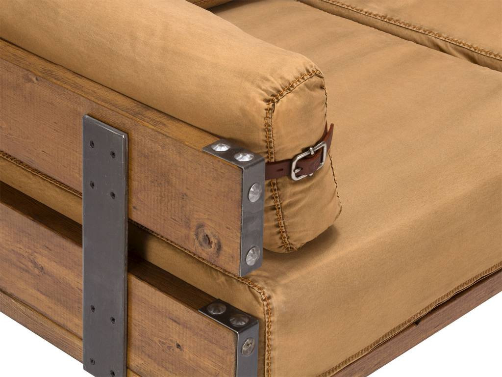 Sofa industrial Look - Industrie Design