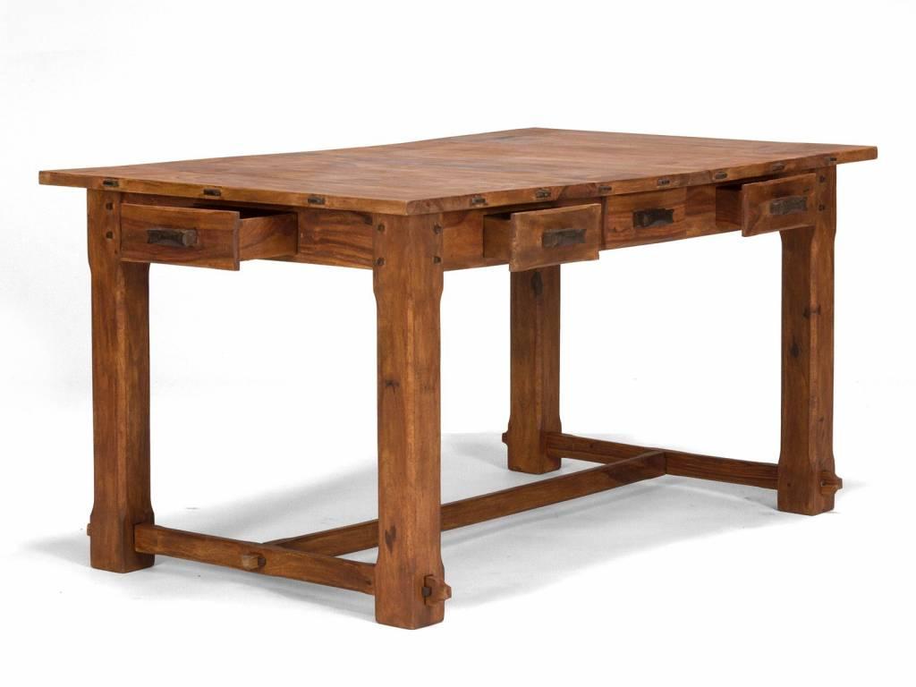 Elegant Esstisch Rustikal Referenz Von Bauern Tisch Rustikale Optik