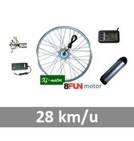 Ombouwset sportief 28 km/u