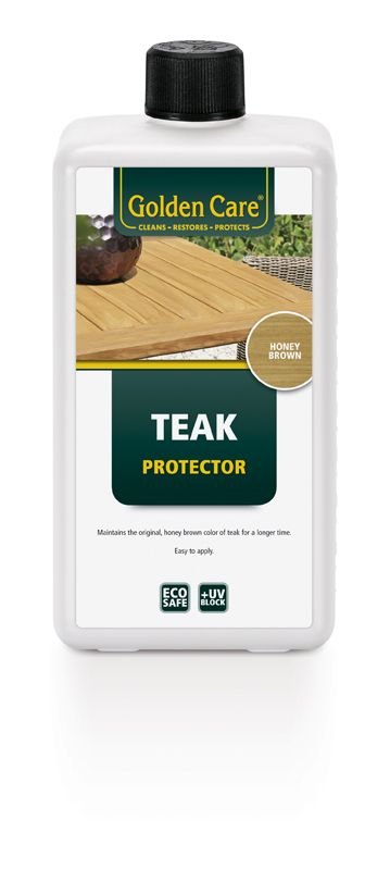 Golden Care Teak protector 1 liter