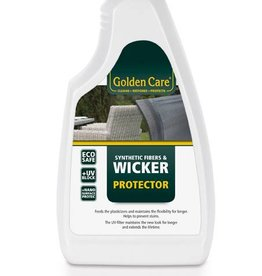 Golden Care Wicker en Textileen protector