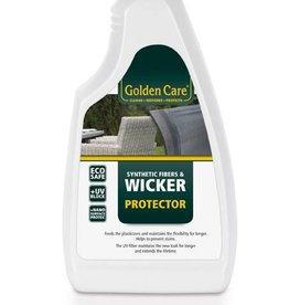 Golden Care Wicker en Textileen protector
