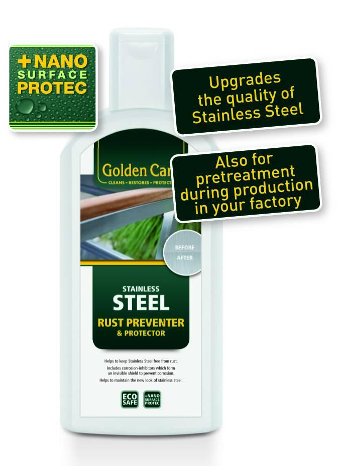 Golden Care RVS beschermer & roestvoorkomer 0,5 liter