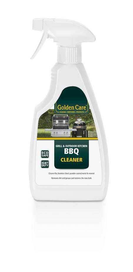Golden Care BBQ cleaner 0,5 liter