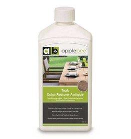 Apple Bee Teak kleur hersteller voor AppleBee tuinmeubelen