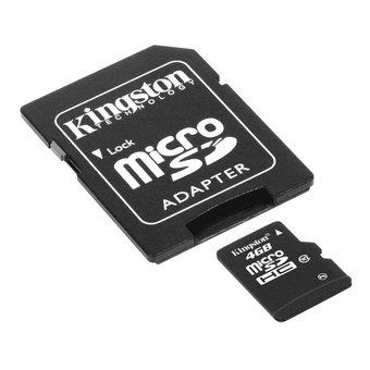 Kingston MicroSD4Gb