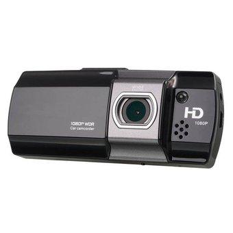 Dashcam D2000, Full HD, Nachtzicht, G-sensor, 2,7 inch LCD Scherm