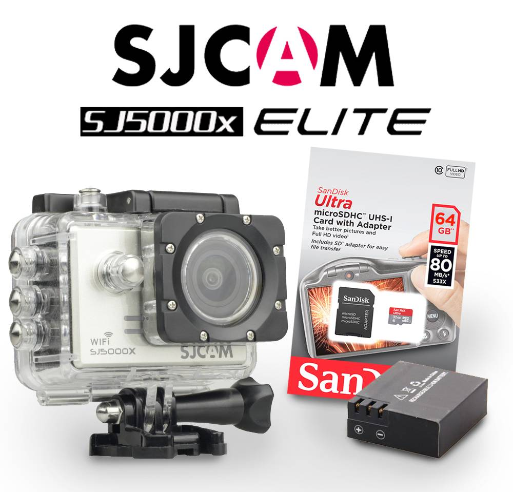 Sjcam sj5000x elite инструкция на русском