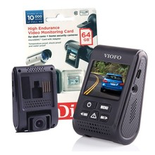 Viofo dashcam A119, incl. GPS, 64Gb Sandisk card en Nederlandse handleiding