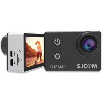 SJCAM SJ7 STAR - WiFi 4K touchscreen action cam incl. extra accu èn externe microfoon
