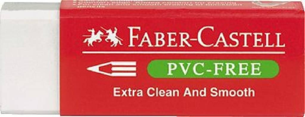 Faber Castell Radierer PVC-Free 7095