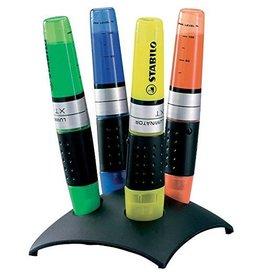 Stabilo Textmarker Luminator 4er Set
