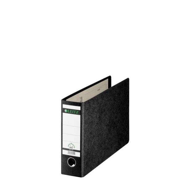 Leitz Qualitäts-Ordner 180° Hartpappe A4 quer, 80 mm