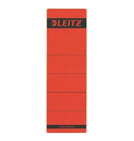Leitz Ordner-Rückenschilder breit/kurz, selbstklebend, DIN A4