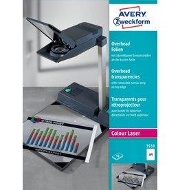 Avery Zweckform Overhead-Folien für Laserdrucker und Kopierer