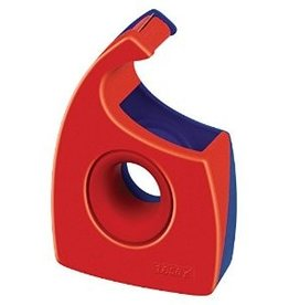 tesa Handabroller Easy Cut rot/blau 19 mm x 10 m (B x L)