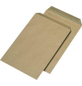 Versandtaschen DIN C4 ohne Fenster, Farbe: braun 10 St./Pack. 90 g/m²