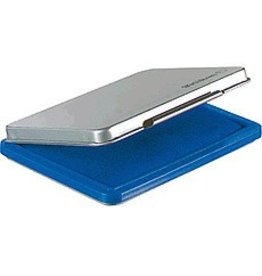 Pelikan Stempelkissen Metallgehäuse blau