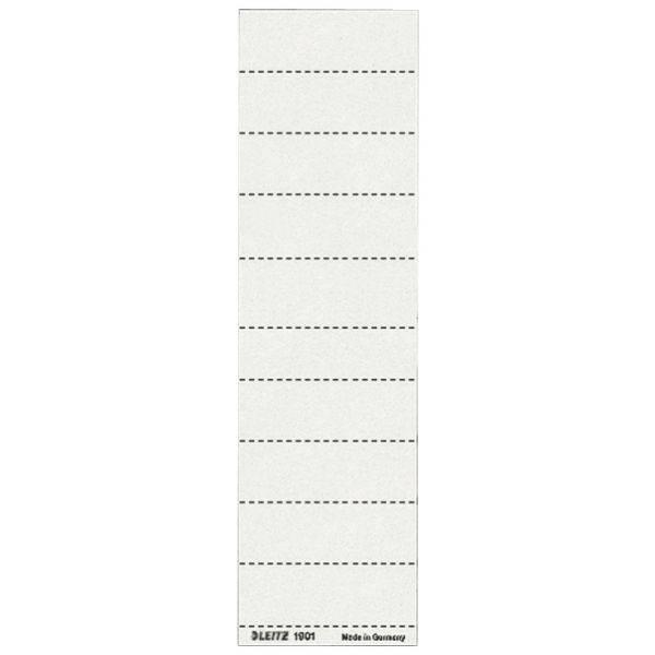 Leitz Alpha® Blanko-Schildchen