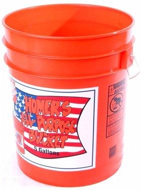 Amerikaanse 20 Liter emmer passend voor zeven